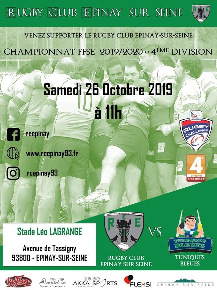 CHAMPIONNAT FFSE 2019/2020 4éme DIVISION