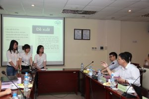 Báo cáo và bảo vệ công trình nghiên cứu 8