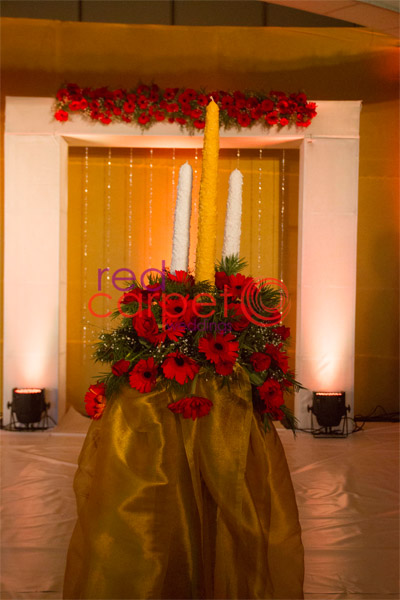 unity candle for betrothal