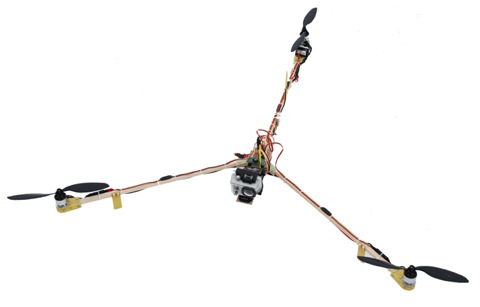 The Tricopter V2