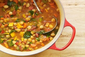 Plant-Based Moroccan Vegetable Stew