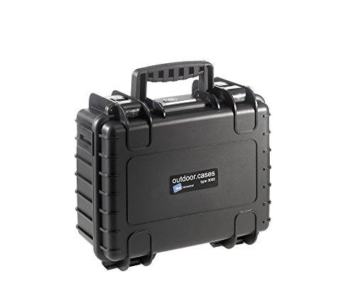 01ebebfb5571d B W International 3000 B Mavic Outdoor koffer mit DJI Pro Inlay schwarz