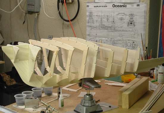 how to make a boat out of balsa wood