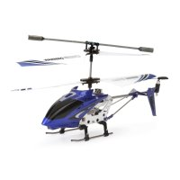 Syma S107 & S107G RC Helicopter blue