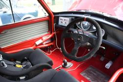 Another racing mini -- the craftsmanship on this one was immaculate!