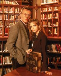 Rupert Giles, Buffy the Vampire Slayer