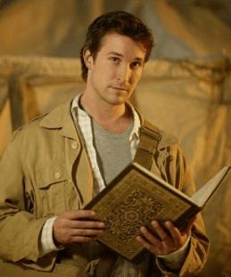 Flynn Carsen, The Librarian
