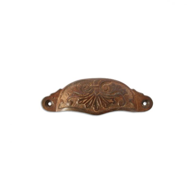 Decorative cabinet pull and handle for dresser handles and drawer handles.