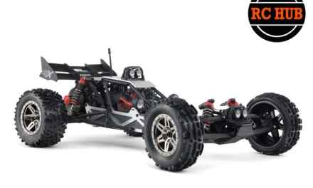 ARRMA® 1/8 RAIDER XL BLX Brushless RTR