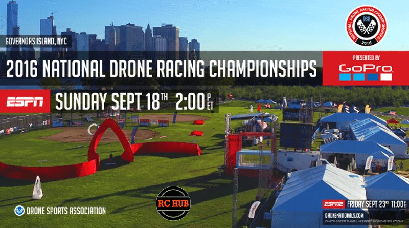 2016 National Drone Racing Championships