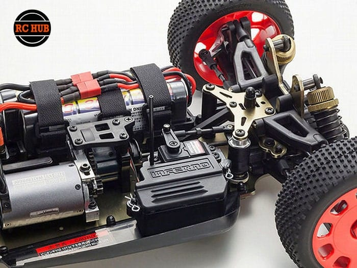 RC-HUB Kyosho-Inferno-VE-Readyset 5