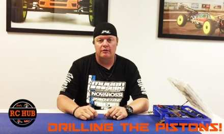 MR DRAKE – DRILLING PISTONS!