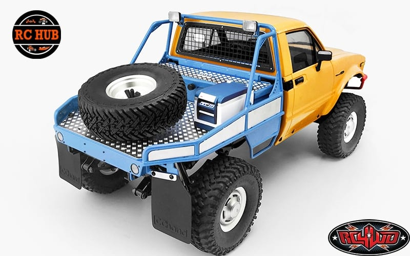 rc-hub-rc4wd-rear-tube-bed-for-trail-finder-2-with-mud-flaps-lights-blue-9