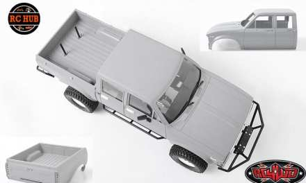 RC4WD BODY YOUR WAY