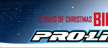 PRO-LINE'S VERSION OF 12 DAYS OF CHRISTMAS