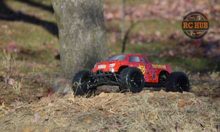 REVIEW ~ FORCE RC MONSTER TRUCK