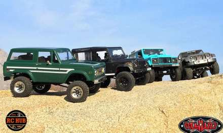 RC4WD TRAVELING ADVENTURE