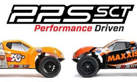 LOSI 22S SCT READY TO ROCK AND ROLL