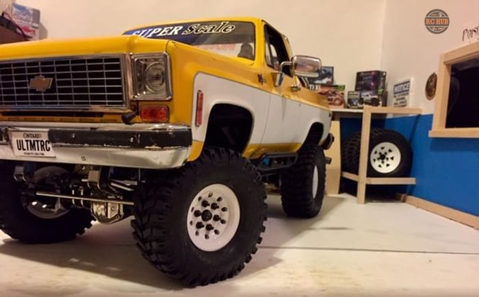 FAN FRIDAY FEATURED BUILD BY TOM ARNOTT