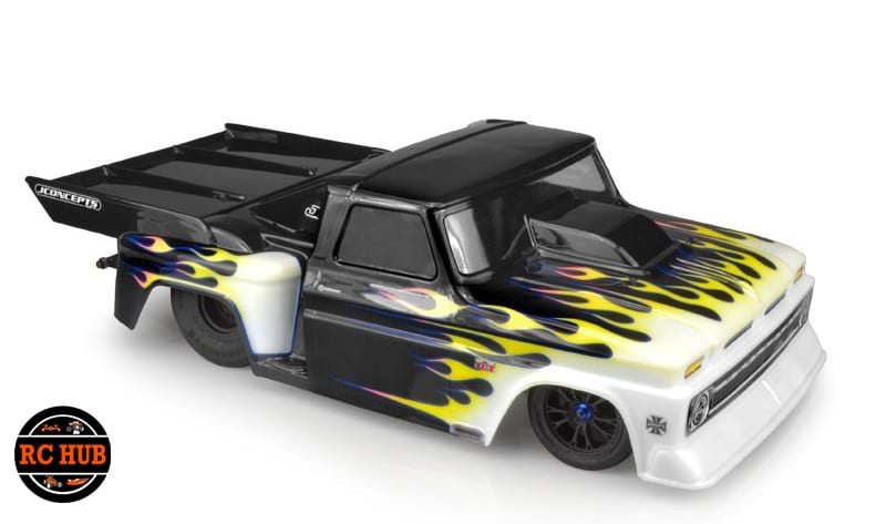 1966 CHEVY C10 STEP-SIDE