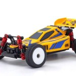Kyosho Readyset TURBO OPTIMA Mid Special Yellow