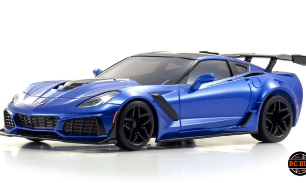 Kyosho Mini-Z RWD Series Chevrolet Corvette ZR1