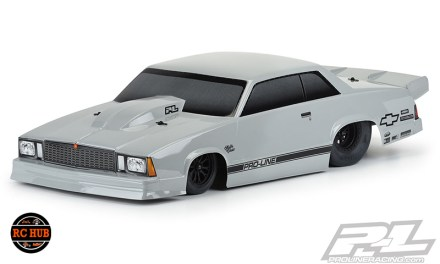 Pro-Line 1978 Chevrolet Malibu Tough-Color (Stone Gray) Body