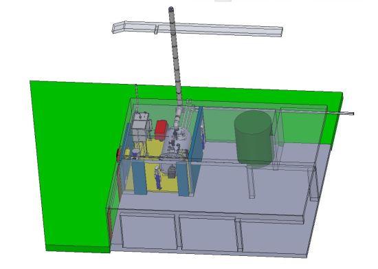 plan 3D chaufferie RCI