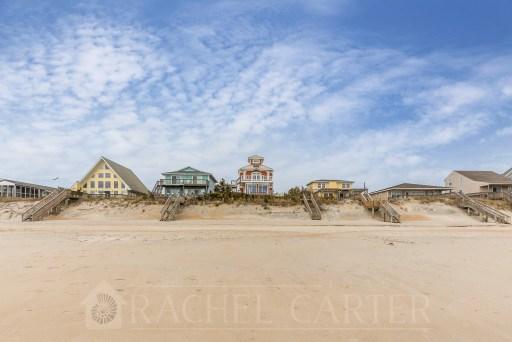 Beachfront Tower 4 Topsail Island NC Rachel Carter Images