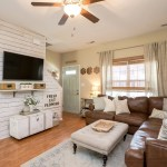 Oyster Landing Townhouse Living Room Sneads Ferry NC
