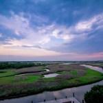 marsh atlantic intracoastal waterway surf city nc rachel carter images