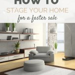 How to Stage Your Home for a Faster Sale