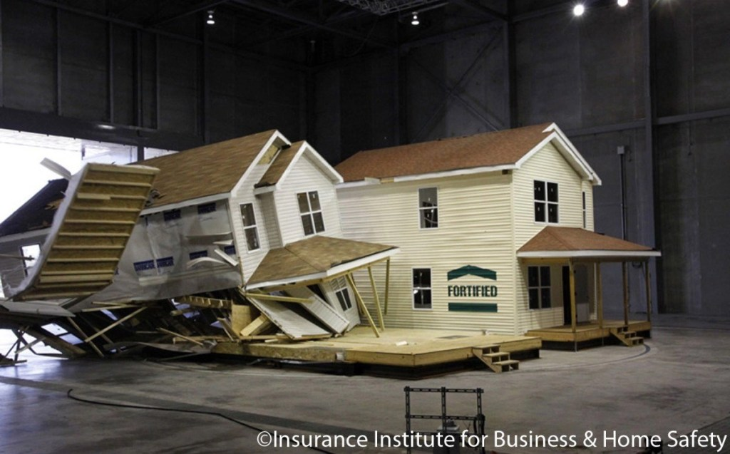 IBHS Fortified Home rci plus topsail