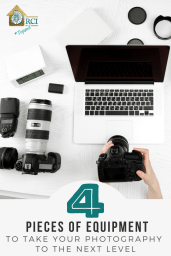 4 Pieces of Equipment to Take Your Photography to the Next Level - Rachel Carter Images