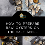 how to prepare raw oysters