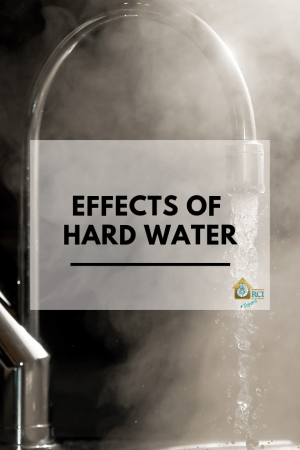The Effects of Hard Water - RCI Plus Topsail