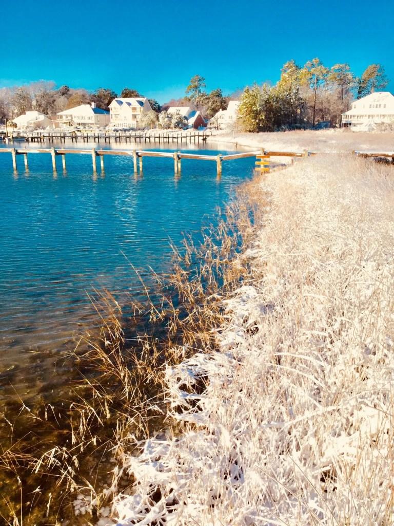 Winter Storm Grayson Jan 2018 Sneads Ferry NC RCI Plus Topsail