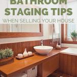 Bathroom Staging Tips