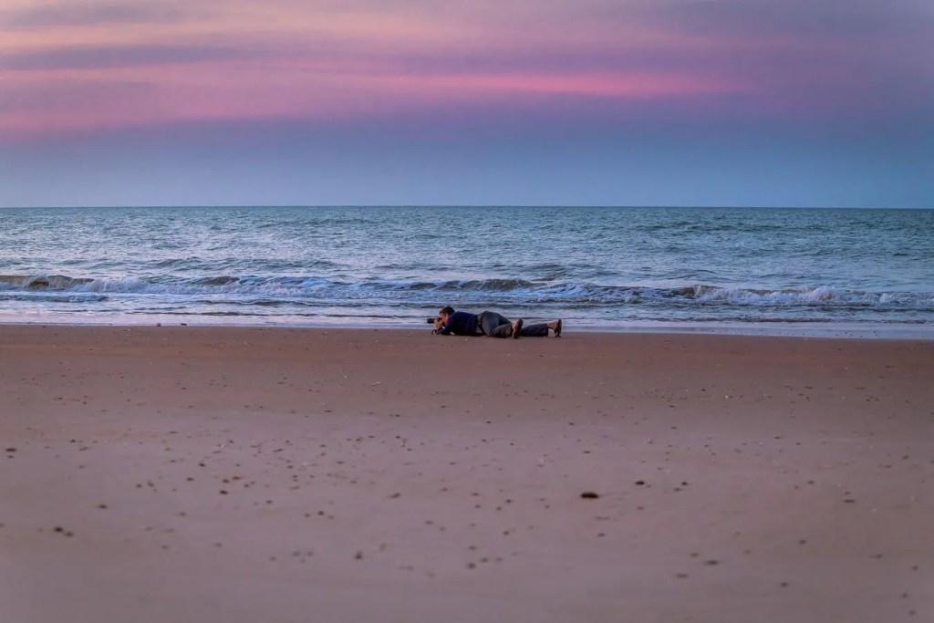 Sunrise in Surf City, Rachel Carter Images