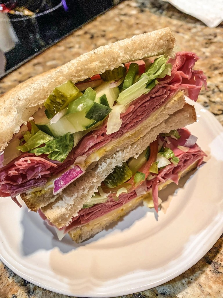 napoli cafe sneads ferry nc corned beef deluxe