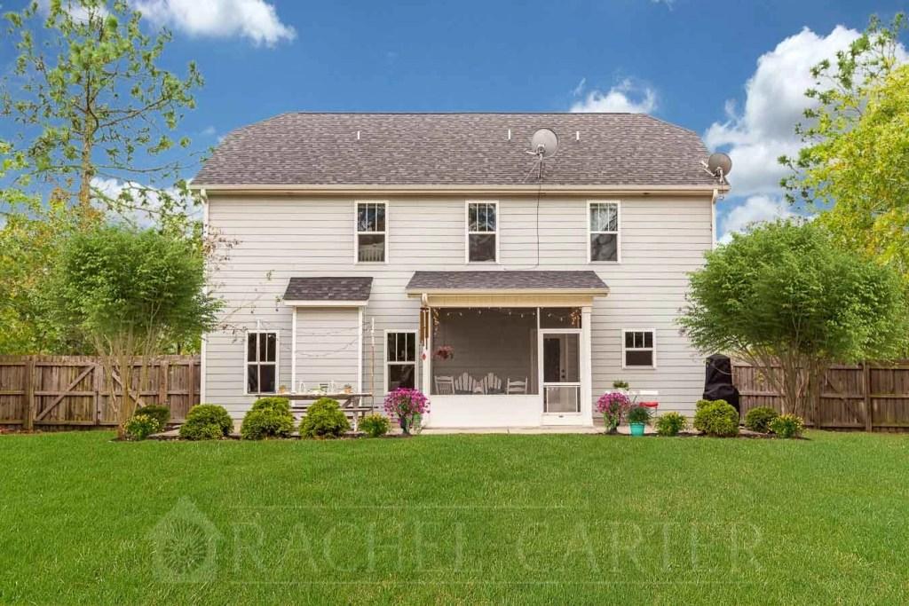 curb appeal exterior house rachel carter images hampstead, nc