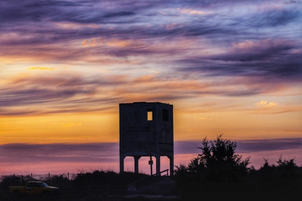 Sue Bendon Photography - Tower 6 - Topsail Island, NC
