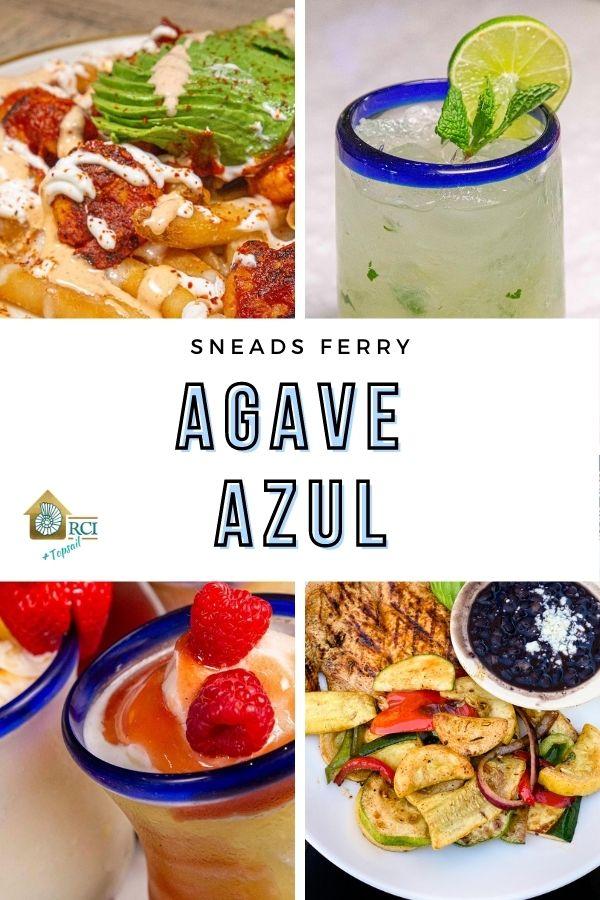 Agave Azul Modern Mex - RCI Plus Topsail