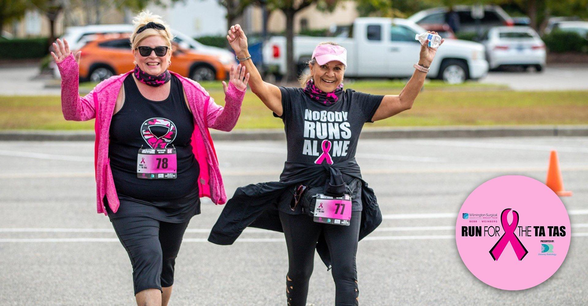 Run for the Ta Tas - Wilmington, NC