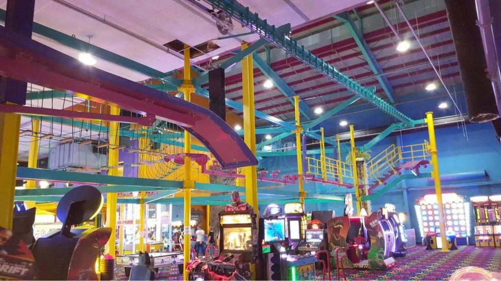 Daytona Lagoon Sky Maze