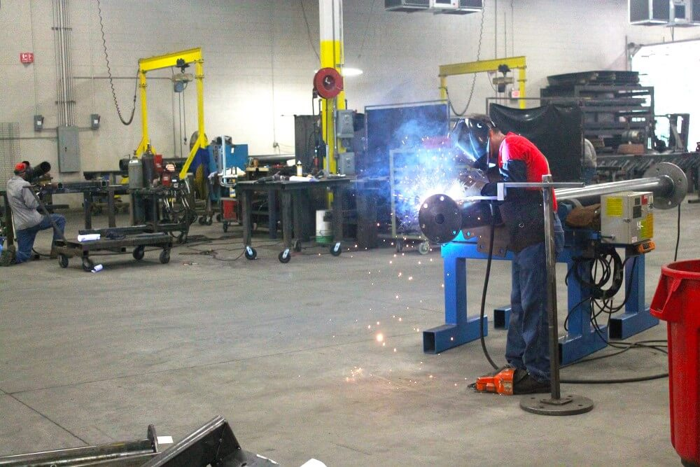RCI Welding Fabrication