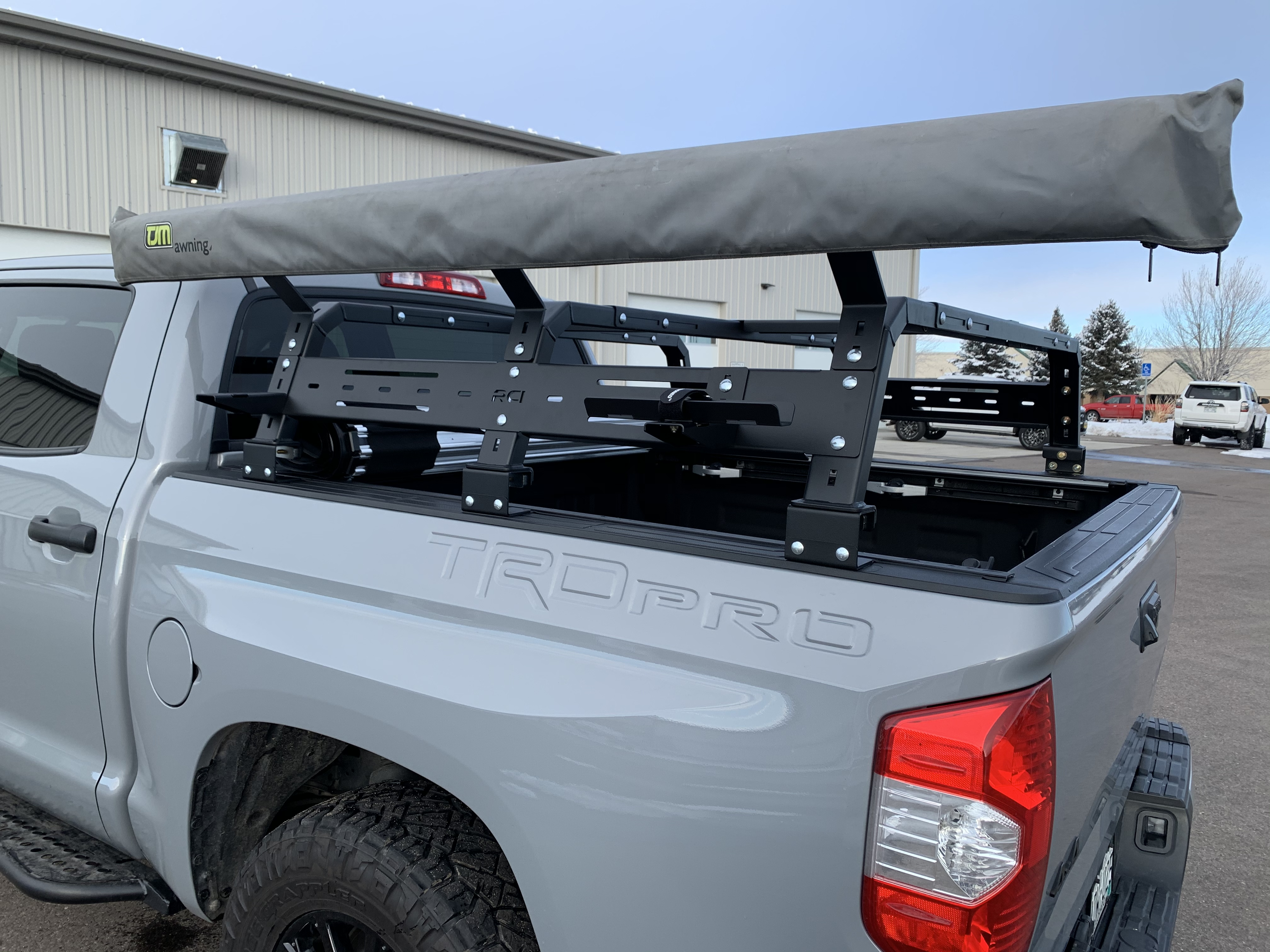 12 Adjustable Bed Rack Rci Off Road