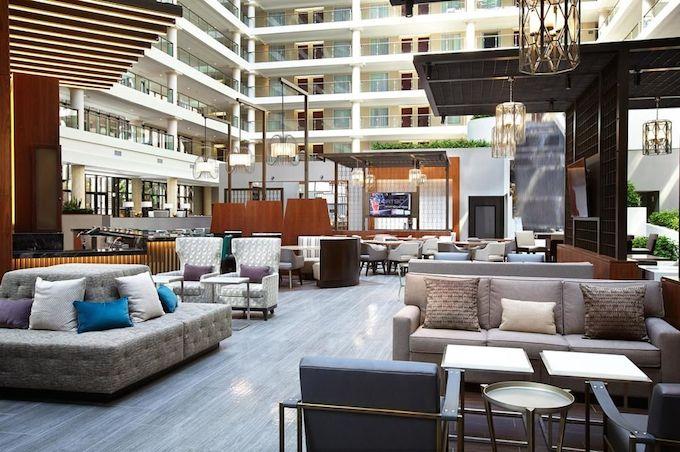 Hilton Grand Vacations expands urban portfolio  rciventures