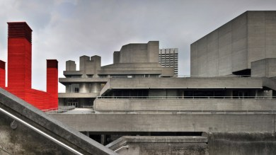 National Theatre, South Bank, London