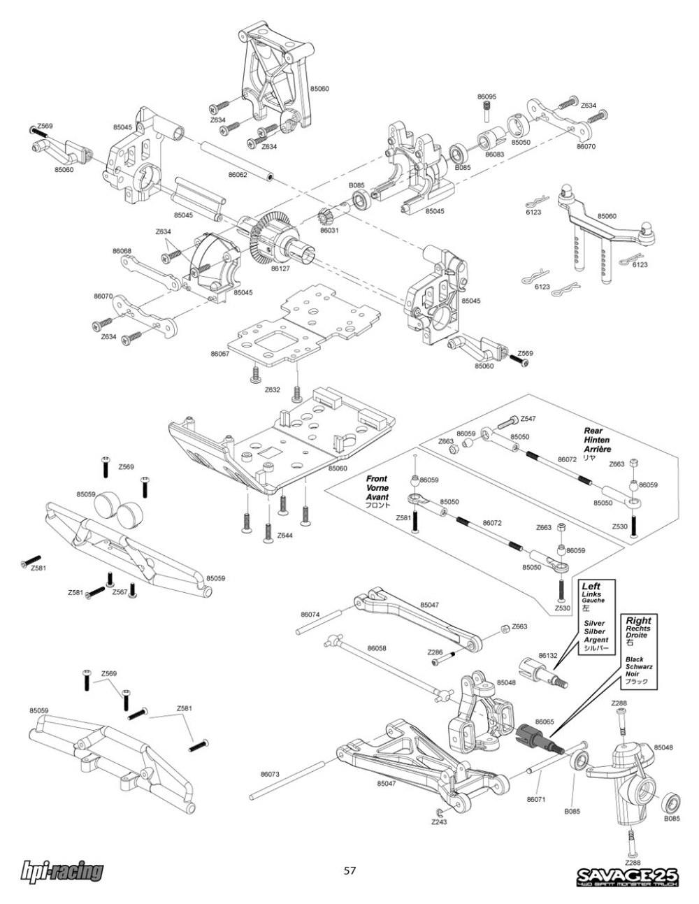 medium resolution of hpi savage diagram wiring diagram yer hpi savage flux parts diagram hpi savage parts diagram source hpi 4 6
